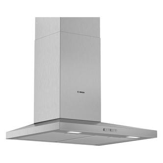 Image of Bosch DWQ64BC50B Serie 2 60cm Slimline Pyramid Design Hood Brushed Ste