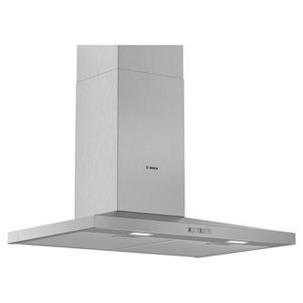 Image of Bosch DWQ74BC50B Serie 2 75cm Slimline Pyramid Design Hood Brushed Ste