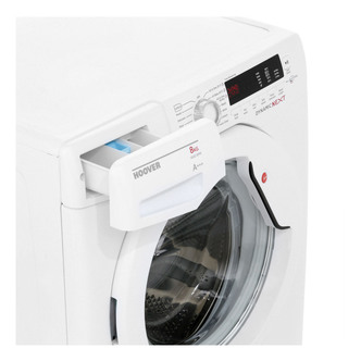 Hoover DXA69AW3 Washing Machine in White 1600rpm 9kg A Rated