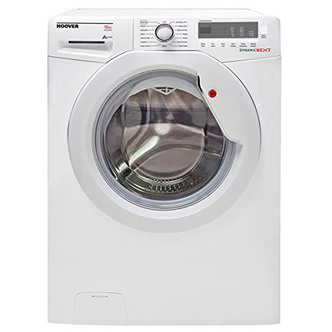 Hoover DXC510W3 Washing Machine in White 1500rpm 10kg A AA Rated