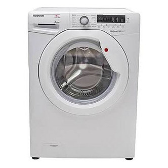 Hoover DXC58W3 Washing Machine in White 1500rpm 8kg A AA Rated