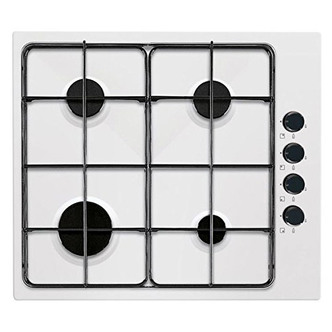 Electrolux EGG6042NOW 60cm 4 Burner Gas Hob in White