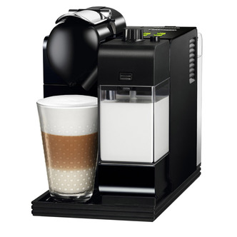 Delonghi EN550 B Nespresso Lattissima Plus Coffee Maker in Black