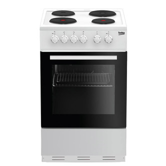 Image of Beko ESP50W 50cm Electric Cooker in White