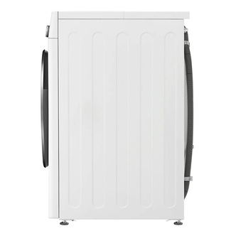 LG F4V709WTSE Washing Machine in White 1400rpm 9kg B Rated ThinQ