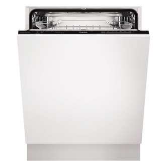 Compare prices for AEG F55320VI0 60cm Fully Integrated 13 Place Dishwasher in Black A