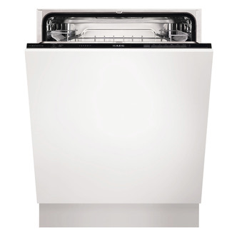 AEG F55322VI0 60cm Fully Integrated 13 Place Dishwasher in Black A