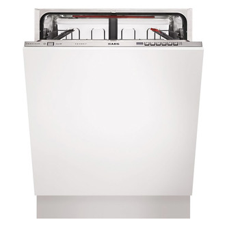 Image of AEG F66602VI0P 60cm Fully Integrated 13 Place Dishwasher in St St A