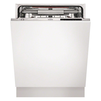 Compare prices for AEG F88712VI0P 60cm Fully Integrated 15 Place Dishwasher in St St A