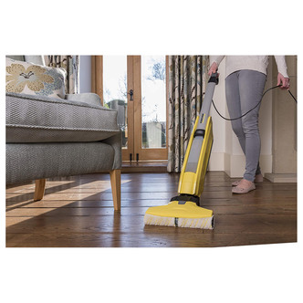 Karcher FC5 Upright Hard Floor Cleaner and Vacuum