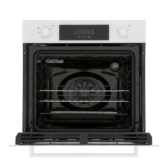Image of Candy FCP405W Built In Single Electric Fan Oven in White A Rated