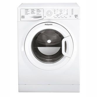 Hotpoint FDEU9640P Washer Dryer White