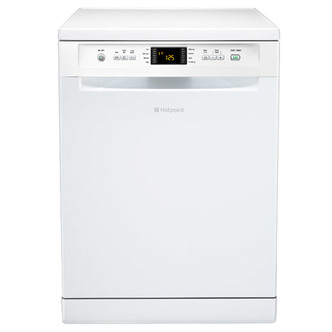 Hotpoint FDFET33121P 60cm Eco Exprerience Dishwasher in White A AA Rat