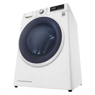 LG FDV309W 9kg Dual Heat Pump Condenser Dryer in White A Wi Fi