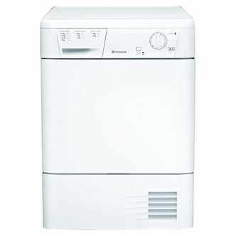 Hotpoint FETC70CP 7kg Condenser Tumble Dryer in White