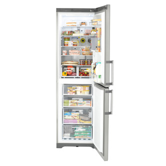 Hotpoint FFFL2012G FUTURE Frost Free Fridge Freezer in Graphite 2 0m A
