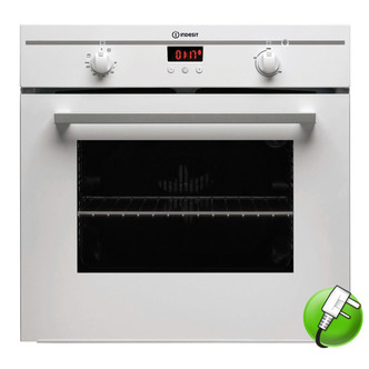 Indesit FIM33KAWH Built In Single Oven in White 56L A Rated