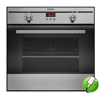 Cookers & Ovens Indesit FIM73KCAIX Built In Single Fan Multifunction Oven Stainless St