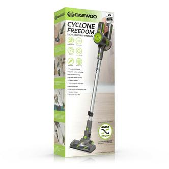 Daewoo FLR00010GE Cyclone Pro Cordless Stick Vacuum Cleaner