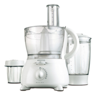 Kenwood FP580 Food Processor Liquidiser in White