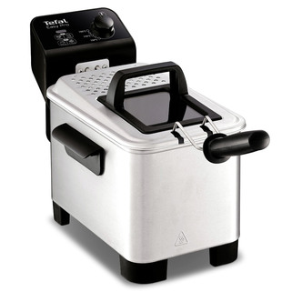Tefal FR333040 Easy Pro Electric Fryer in St Steel 1 2kg 2200W