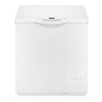 Frigidaire FRCH221W Chest Freezer in White 213L 7 5CuFt A Rated