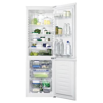 Frigidaire FRFF169W Frost Free Fridge Freezer in White 1 69m W55cm A