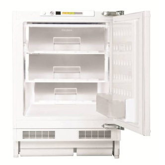 Blomberg FSE1630U Built Under Integrated Freezer 60cm A