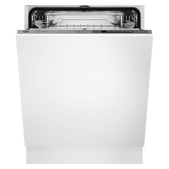 Image of AEG FSS52610Z 60cm Fully Integrated Dishwasher 13 Place Settings A