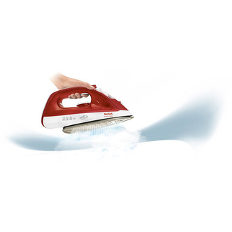 Tefal FV1533 Access Steam Iron in Red 2100W 100g Steam Shot