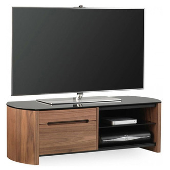 Compare retail prices of Alphason FW1100CB W Finewoods TV Cabinet with Storage 1100mm Wide in W to get the best deal online