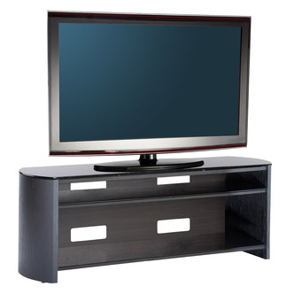 Compare retail prices of Alphason FW1350 BVB Finewoods TV Cabinet 1350mm Wide in Black Oak to get the best deal online