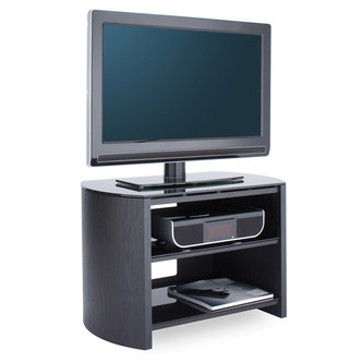 Compare retail prices of Alphason FW750 BVB Finewoods TV Cabinet 750mm Wide in Black Oak to get the best deal online