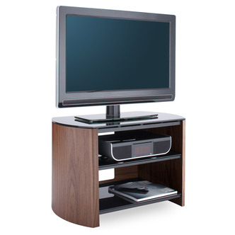 Compare retail prices of Alphason FW750 WB Finewoods TV Cabinet 750mm Wide in Walnut to get the best deal online