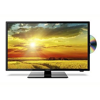 Goodmans G24230F 24 HD Ready LED TV with DVD Black