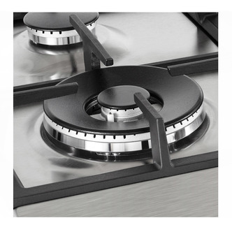 Image of Blomberg GEN73415E 60cm Gas Hob in Stainless Steel with FSD
