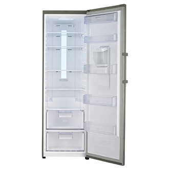 LG GL5141PZBZ Tall Larder Fridge in Silver 1 85m Water Dispenser A