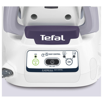 Tefal GV7555GO Express Compact Steam Generator Iron 5 3 bars Purple