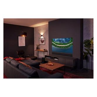 LG GX DGBRLLK 3 1Ch Slim Wall Mount Soundbar Subwoofer Dolby Atmos