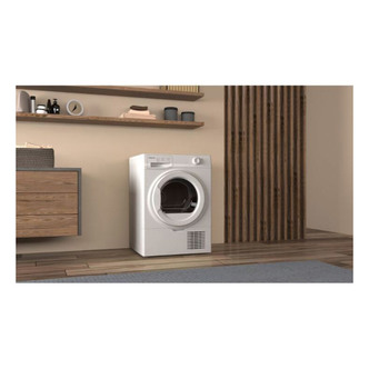 Hotpoint H2D81WUK 8kg Condenser Tumble Dryer in White B Rated