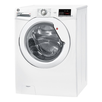 Hoover H3W582DE Washing Machine in White 1500rpm 8Kg D Rated NFC