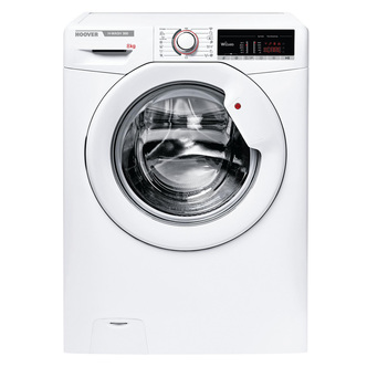 Hoover H3W58TE Washing Machine in White 1500rpm 8Kg D Rated