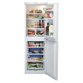 Hotpoint HBD5517W 50/50 234L Freestanding Fridge Freezer - White