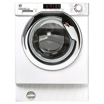 Hoover HBDS485D2ACB Integrated Washer Dryer 1400rpm 8kg 5kg E Rated