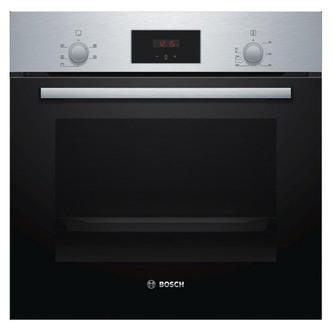 Image of Bosch HBF113BR0B 60cm Built In Electric Single Oven In Stainless Steel