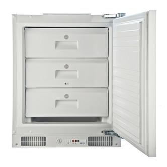 Hoover HBFUP130K Built Under Integrated Freezer