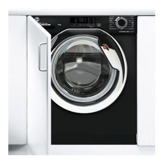 Hoover HBWS49D1ACBE Fully Integrated Washing Machine 1400rpm 9kg C Rat