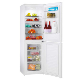 Hoover HCF5172WK Frost Free Fridge Freezer in White 1 76m F Rated