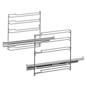 Image of Bosch HEZ638100 Single Shelf Rails for Serie 8 Non Pyrolytic 60cm Oven