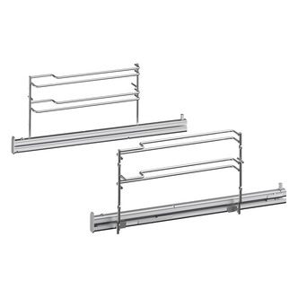 Image of Bosch HEZ638108 Single Shelf Rails for Serie 8 Non Pyrolytic 45cm Oven